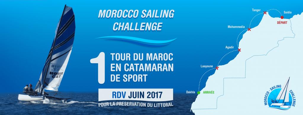 Le Morocco Sailing Challenge reliera Saïdia à Dakhla