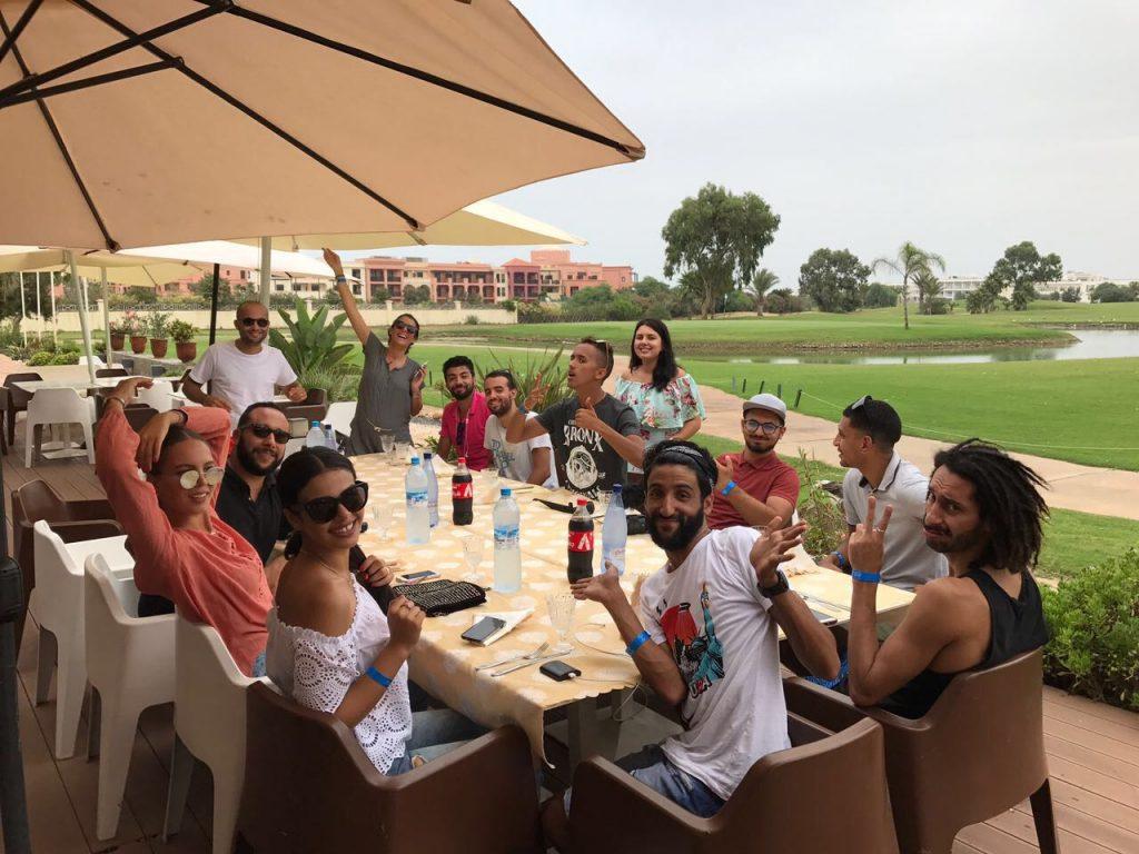 Blog Trip : Saïdia visitée par les Blogueurs Marocains