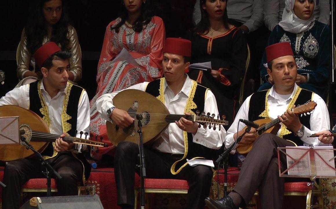 Festival de la musique Gharnati d'Oujda