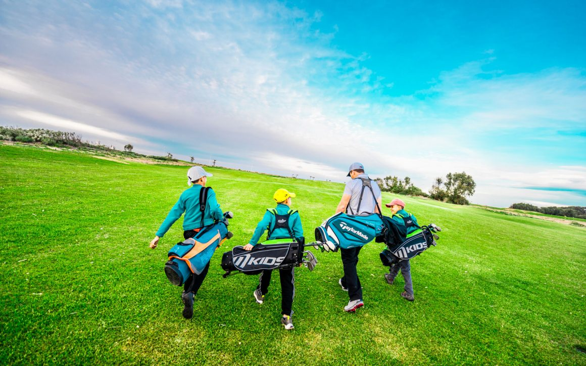 Junior Golf Académie