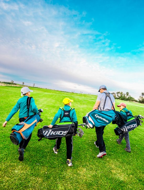 Academia Junior de Golf