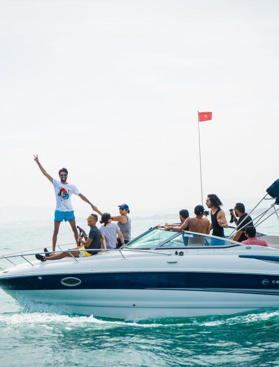 Excursiones en barco