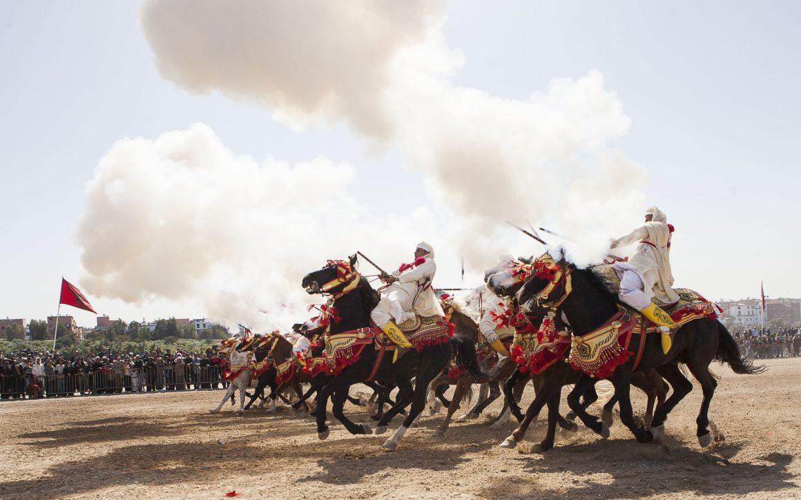 Festival Tbourida d'Oujda