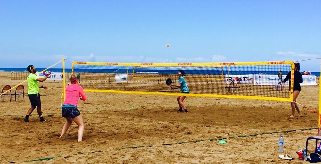Tournoi  ITF Beach Tennis tour Saïdia