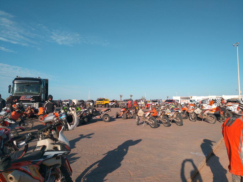 Saïdia accueille la dernière étape du Tuareg rallye