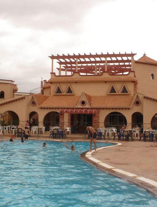 Complejo turístico de Ramdani