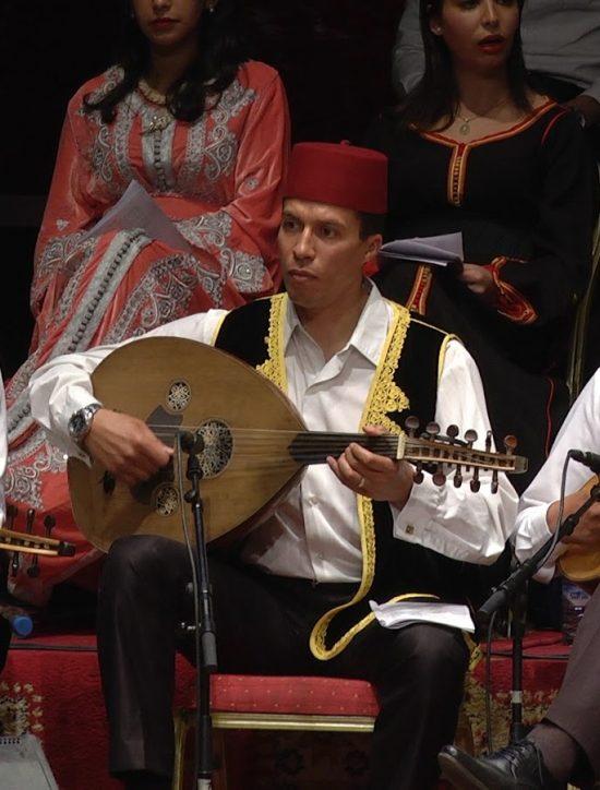 Oujda Gharnati Music Festival