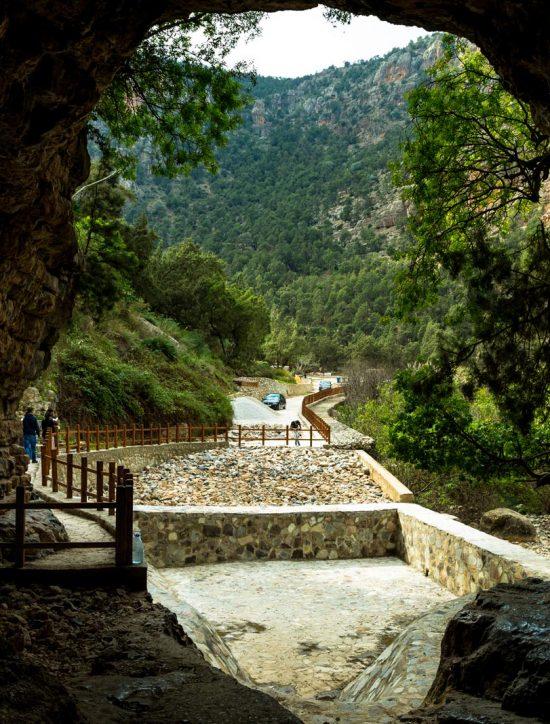 La Grotte du Chameau