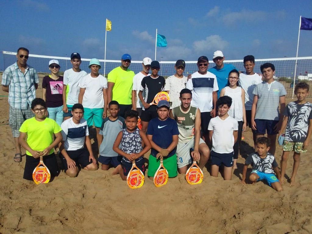 Tournoi de l'amitié de Beach Tennis