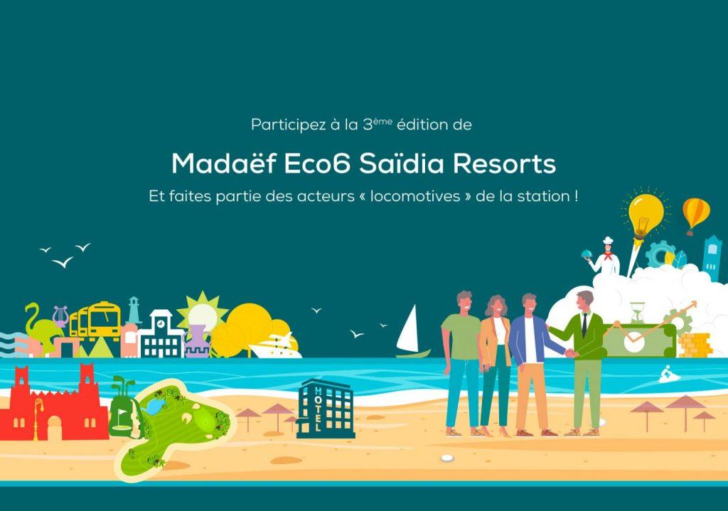 Saïdia Resorts accueille la 3ème édition du programme Madaef Eco6
